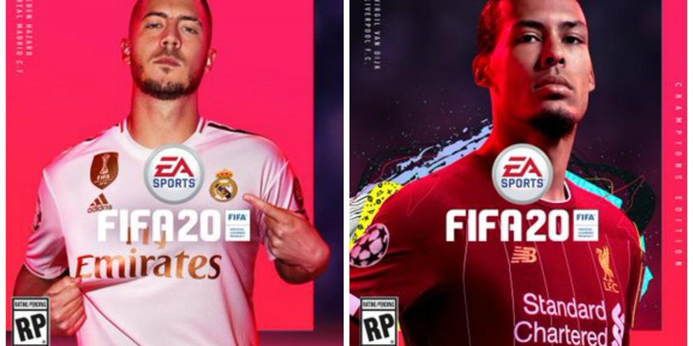 FIFA 20 (Fonte: IGN/Reprodução)