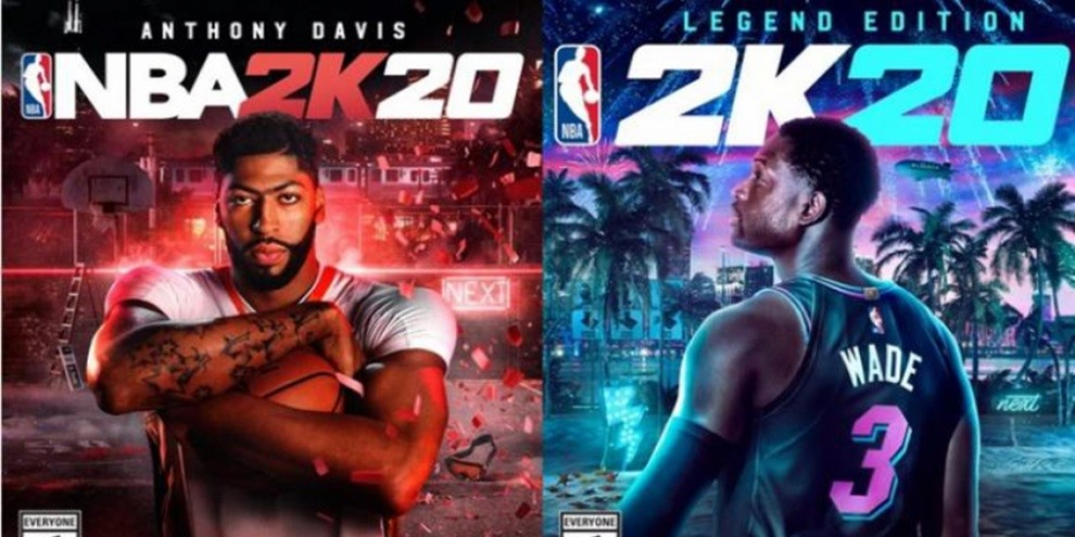 NBA 2K20 (Fonte: Lance/Reprodução)