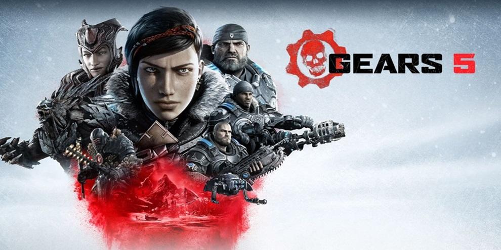 Gears 5 (Fonte: Techtudo/Reprodução)