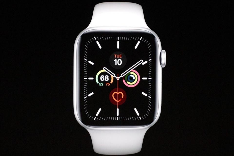 Apple Watch chega em nova geração com tela sempre ligada