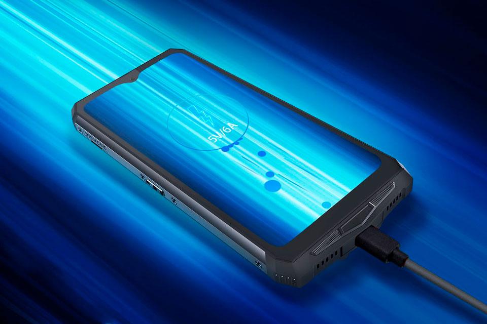 Conheça o Blackview BV9100, o celular com maior bateria do mundo