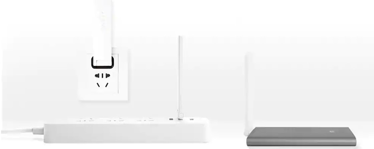 Repetidor Wi-Fi da Xiaomi é rápido e parece um pendrive