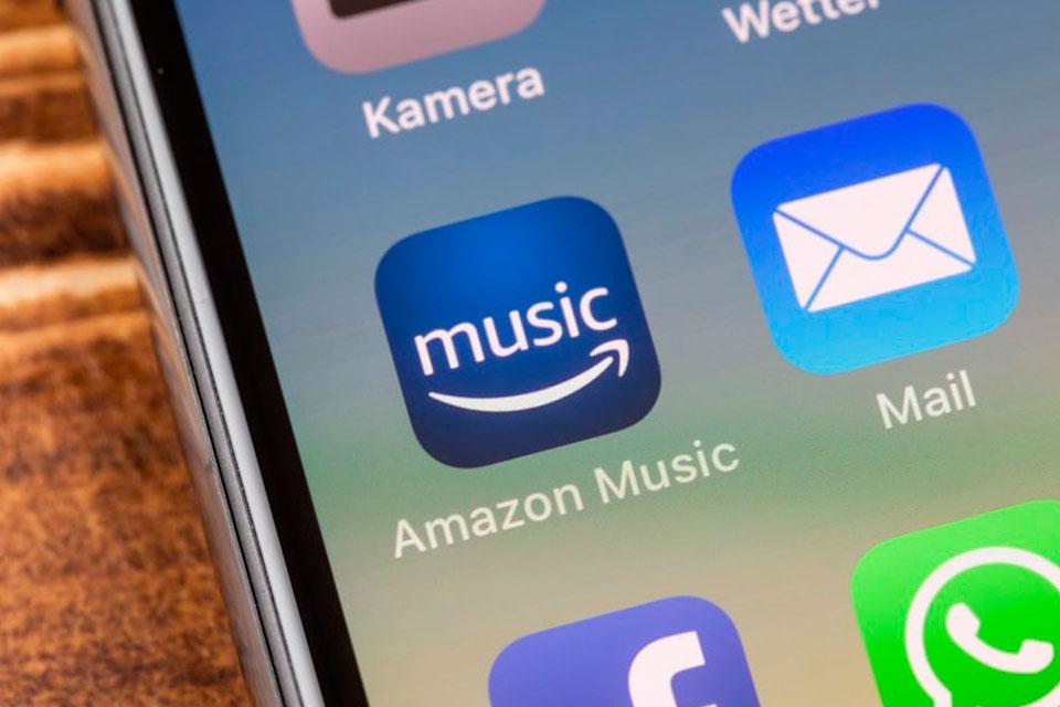 Amazon Music chega ao Brasil com planos a partir de R$ 9,90