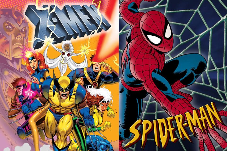 Disney+: catálogo da plataforma terá desenhos clássicos da Marvel