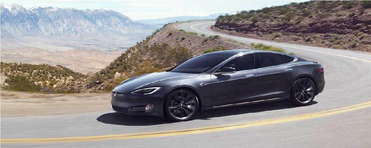 Model S, da Tesla, quebra recorde de velocidade em Laguna Seca