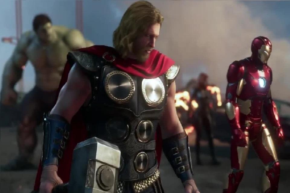 Marvel's Avengers: conheça o Homem de Ferro com suas armaduras e gameplay