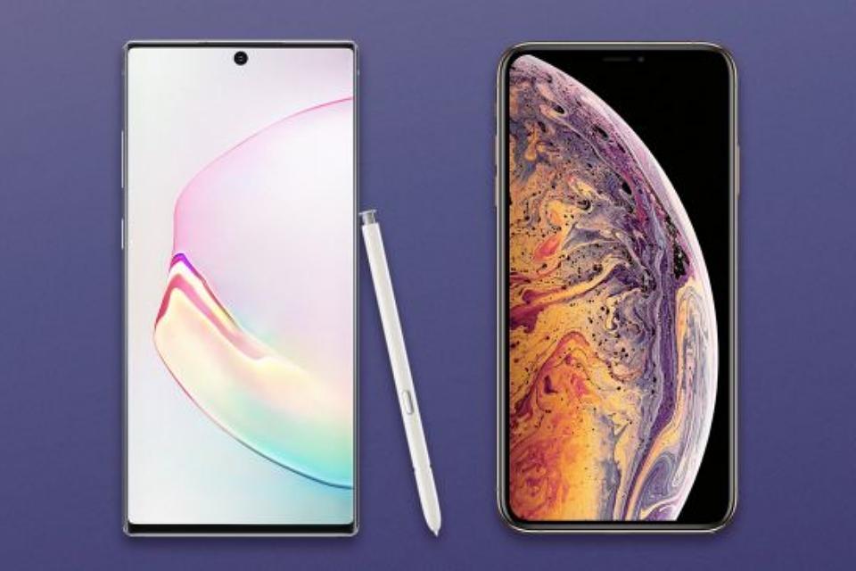 iPhone 11 Pro ou Galaxy Note 10+: qual leva a melhor em 2019?
