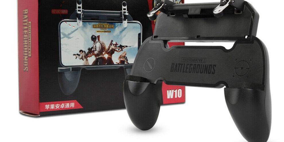 Gamepad W10 (Fonte: eBay/Reprodução)