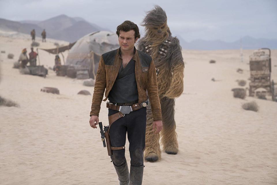 Han Solo: Uma História Star Wars pode ganhar spin-off no Disney+