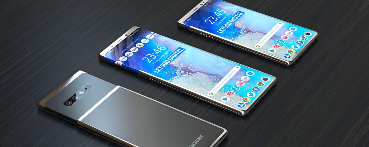 celulares do futuro com tela deslizável
