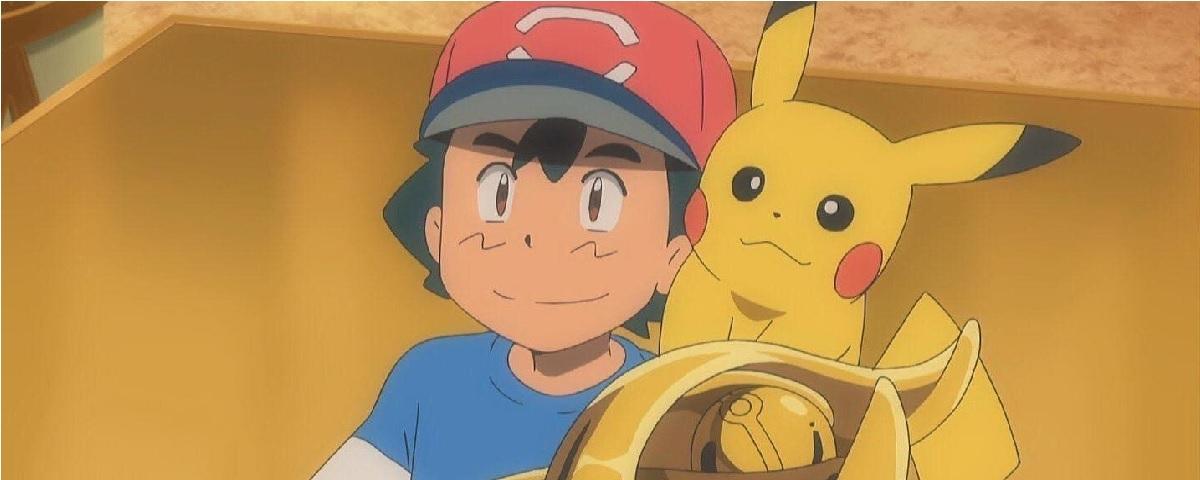 Nunca desistir! Ash e Pikachu finalmente vencem a Liga Pokémon