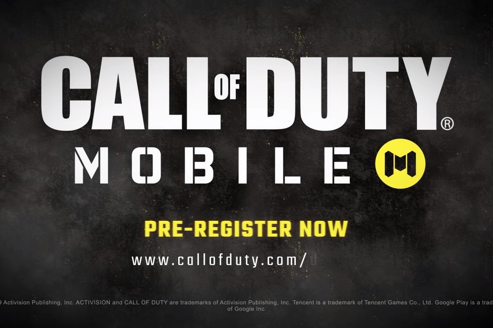 Prepare-se! Call of Duty: Mobile estreia de 1° de outubro