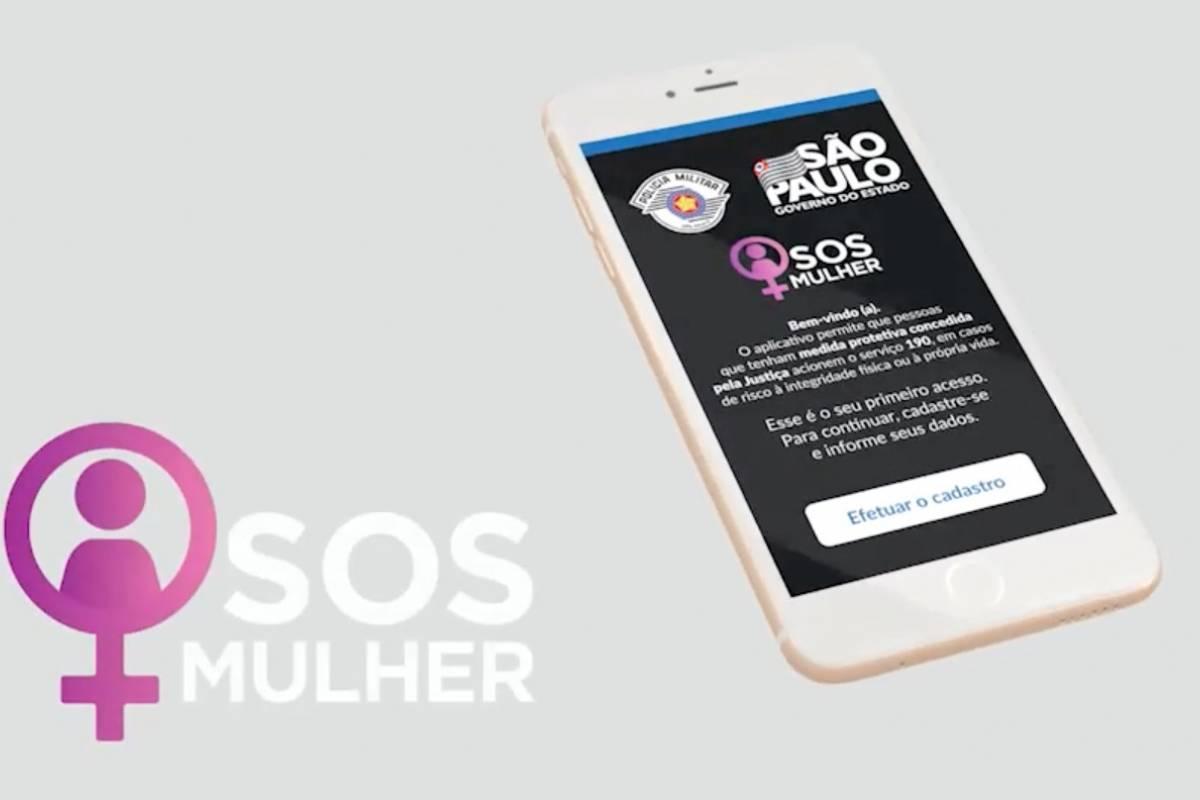 SOS Mulher - Imagem 1 do software