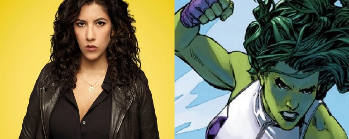 She-Hulk: atriz de Brooklyn Nine-Nine 'morreria pelo papel'