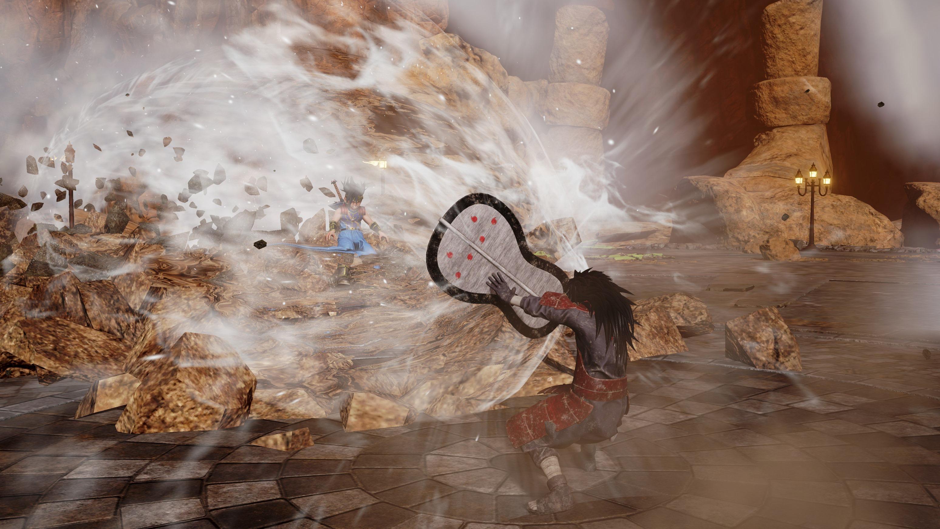 Uchiha Madara está chegando a Jump Force; veja primeiras imagens