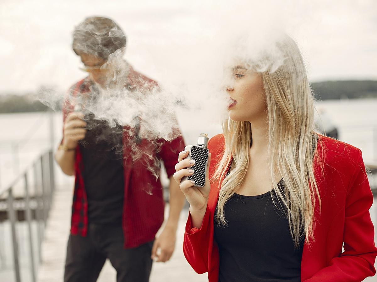 Cigarros eletrônicos são proibidos na Índia