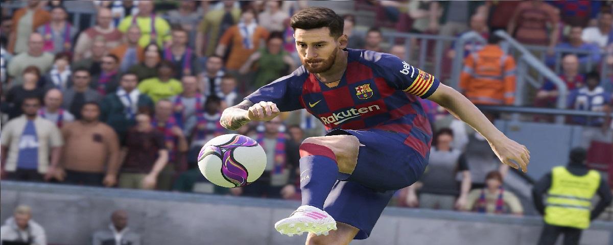 Pro Evolution Soccer 2020 receberá correções
