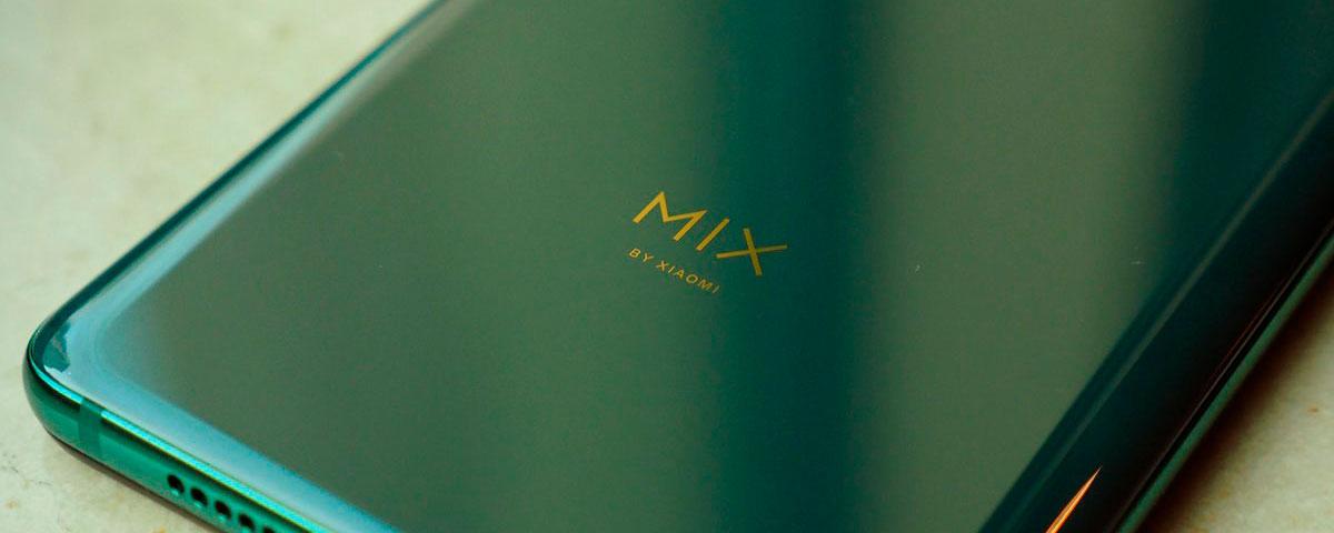Imagem de: Xiaomi Mi Mix Alpha não será dobrável, mas terá design 'chocante'
