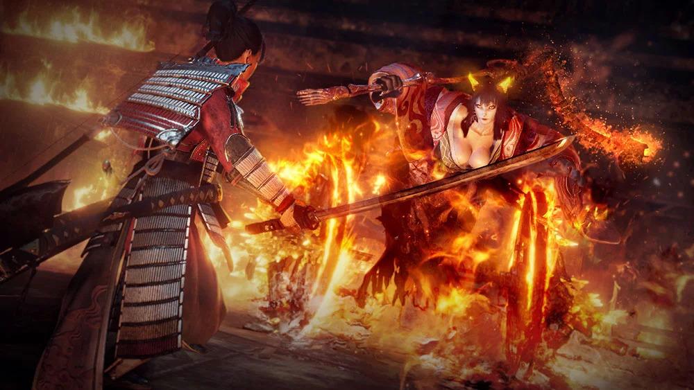 Nioh 2 ganha imagens animais mostrando combates e muito mais