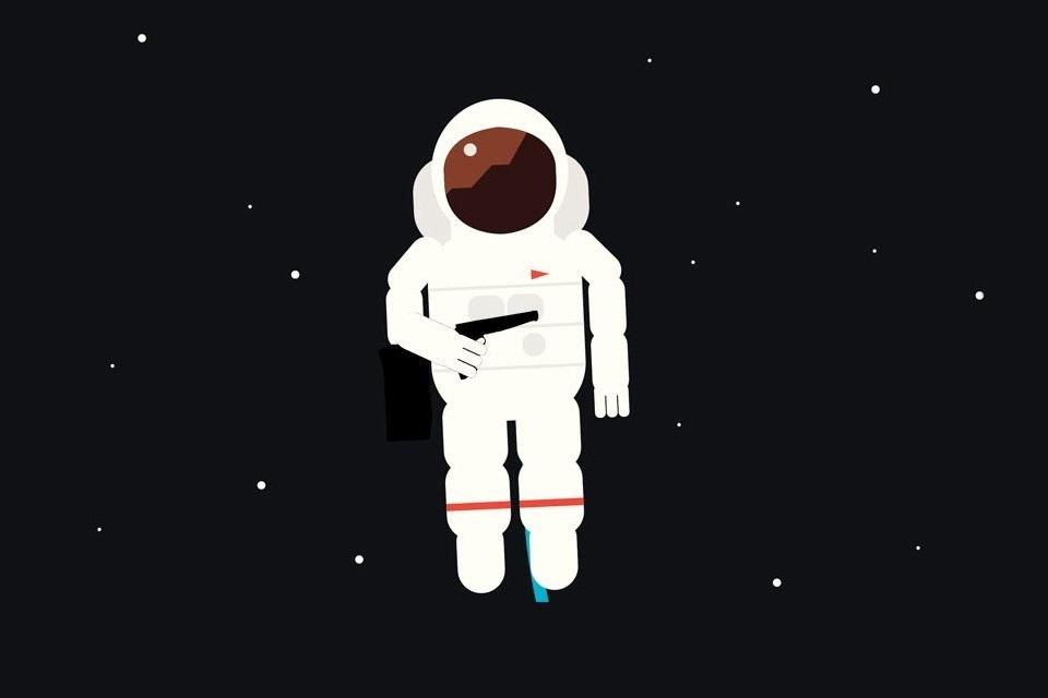 Cosmonautas russos voltarão a ter armas no kit de viagens espaciais
