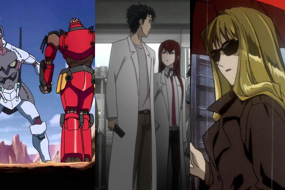 13 animes sci-fi para conhecer melhor o gênero
