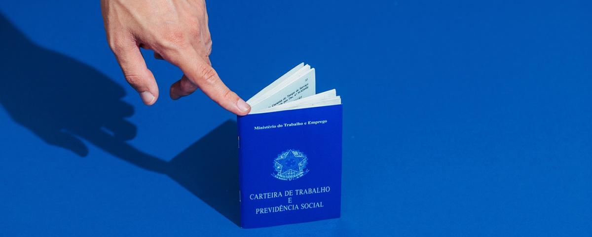 Imagem de: Carteira de Trabalho digital usa CPF para identificar trabalhador