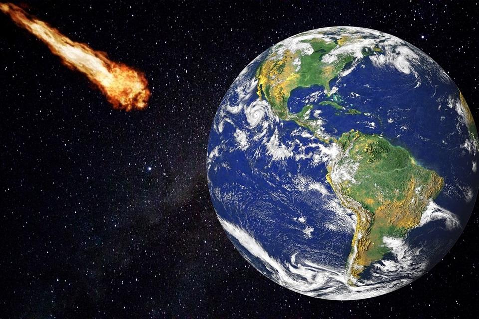 NASA projeta telescópio para detectar asteroides perigosos para a Terra