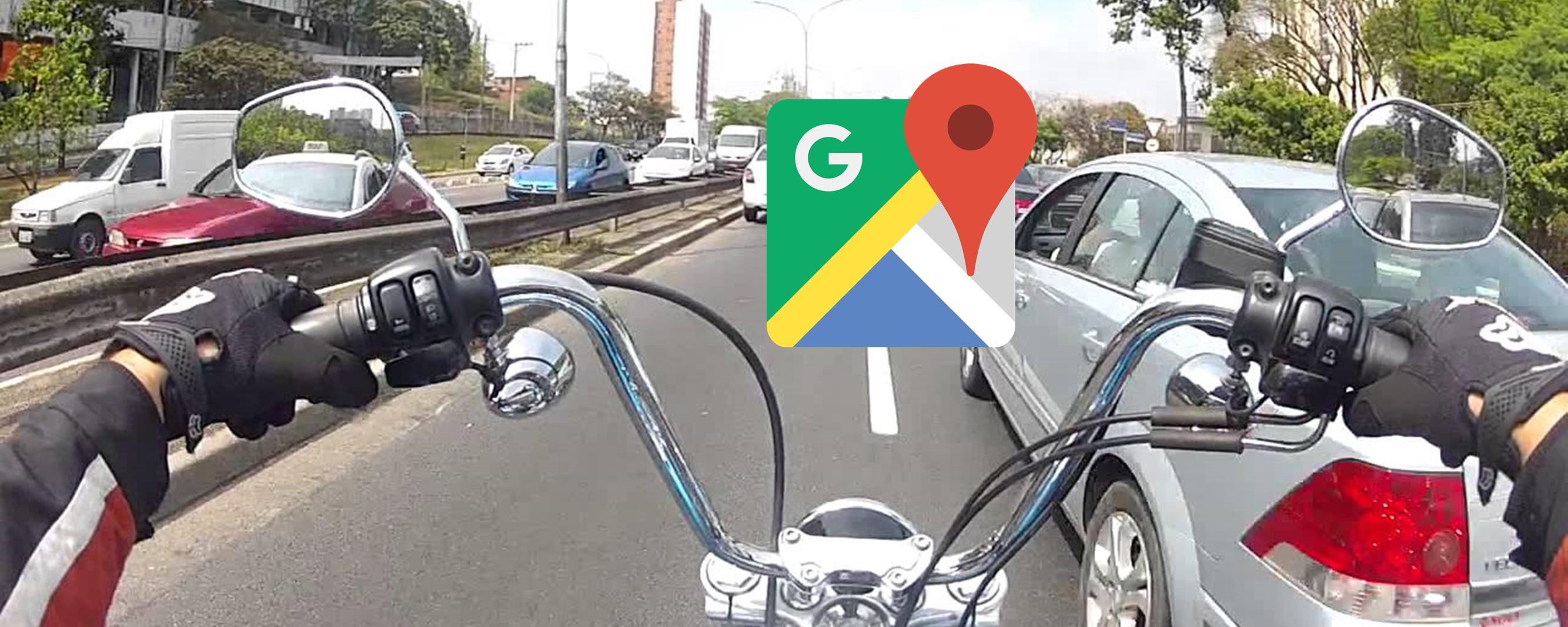 Imagem de: Google Maps para motoboys: app vai calcular rota especial para motos