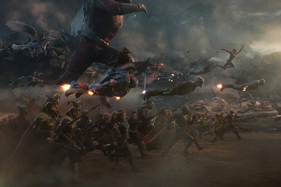 MCU: Fase 5 do Universo Marvel pode ter 4 equipes de Vingadores