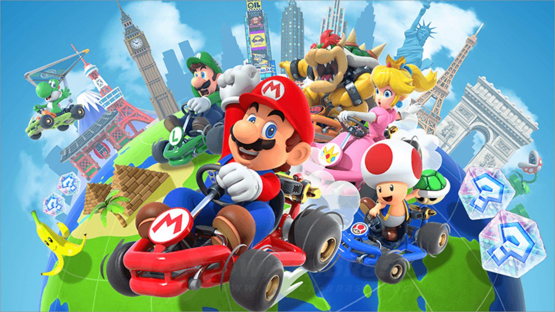 Mario Kart Tour - Imagem 1 do software