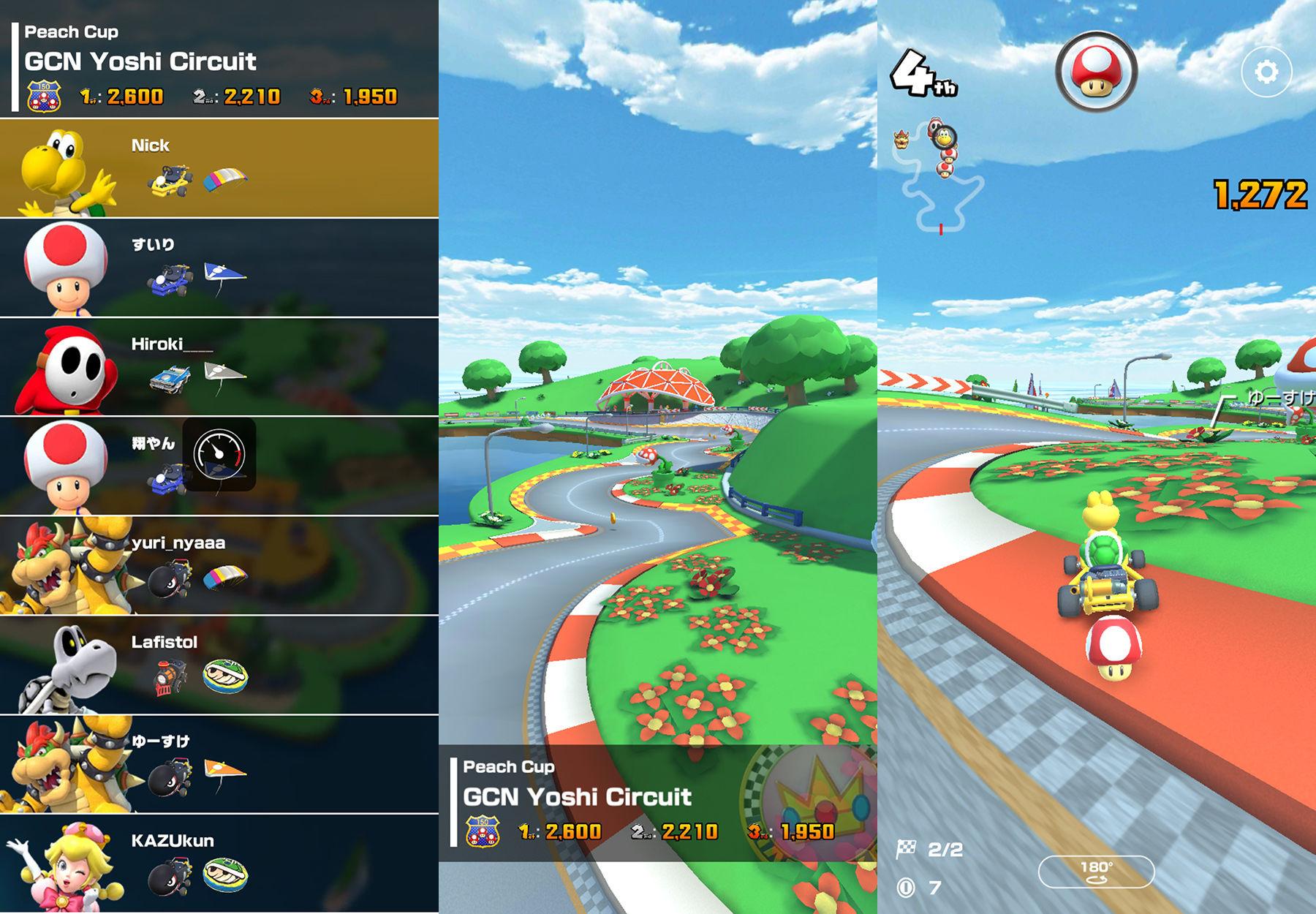 Mario Kart Tour - Imagem 2 do software