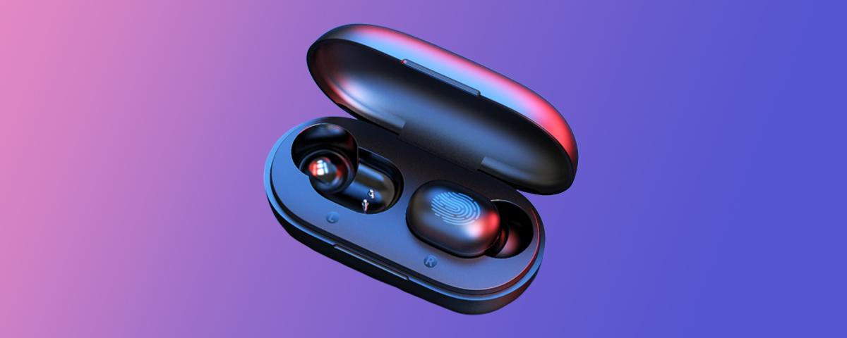 Imagem de: Rival do Xiaomi AirDots, QCY Haylou é um fone discreto e barato