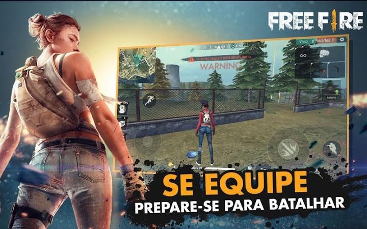 Free Fire Download para Android em Português Grátis