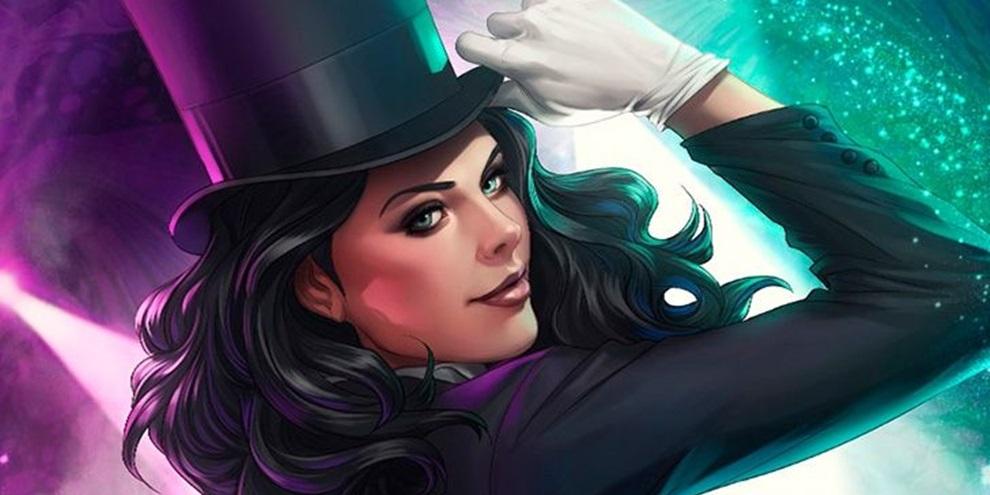 Zatanna DC (Fonte: Clicrbs/Reprodução)