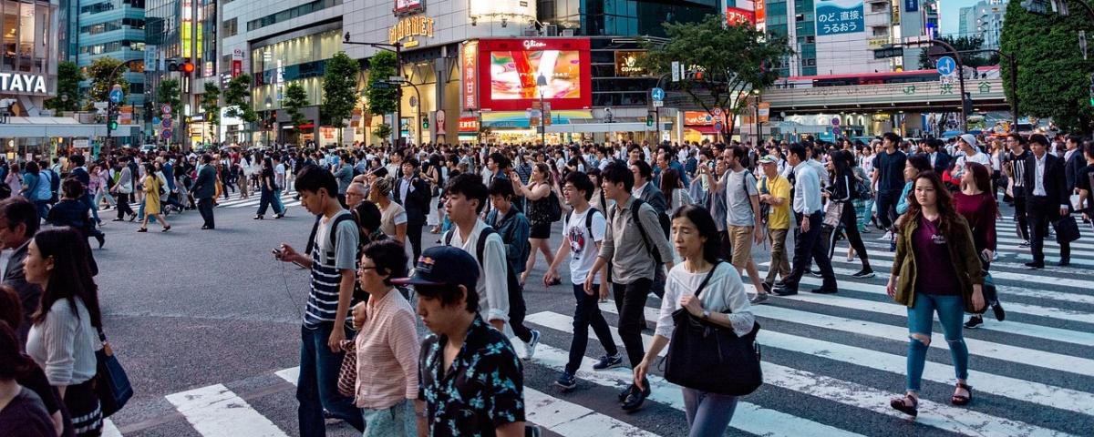 Imagem de: China cria câmera de 500 MP para reconhecer rostos na multidão