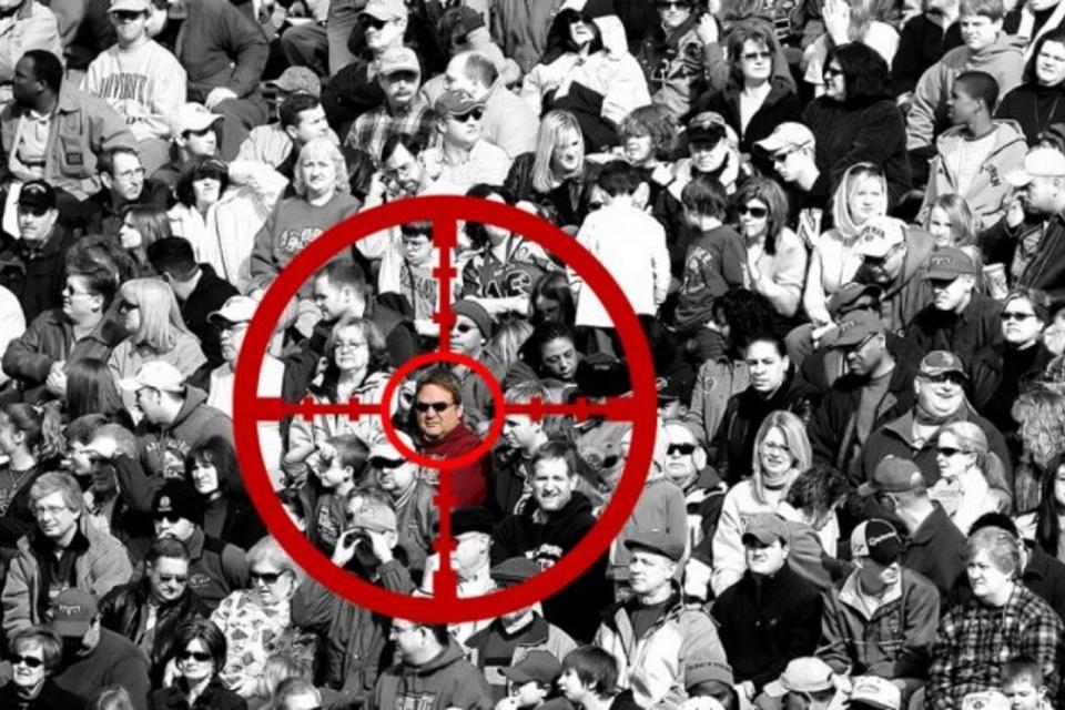 China cria câmera de 500 MP para reconhecer rostos na multidão