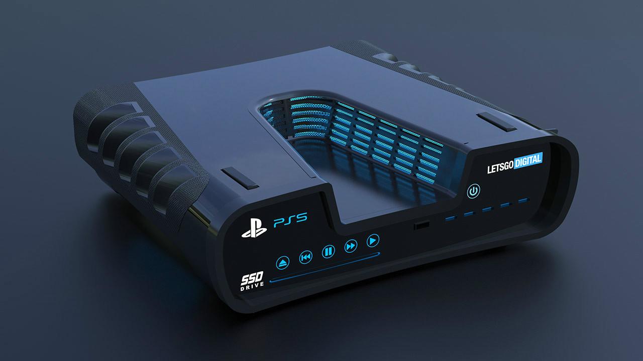 Dev Kit ou primeiro design comercial do PS5? Eis a questão!