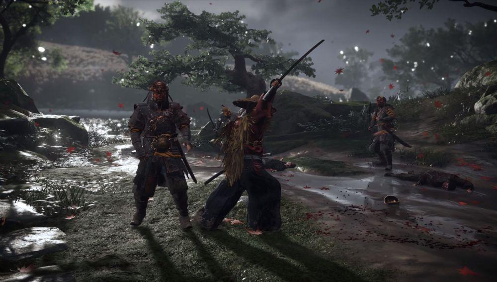 Um dos rumores sobre Ghost of Tsushima é que o novo jogo da Sucker Punch é um dos títulos de lançamento da próxima geração.