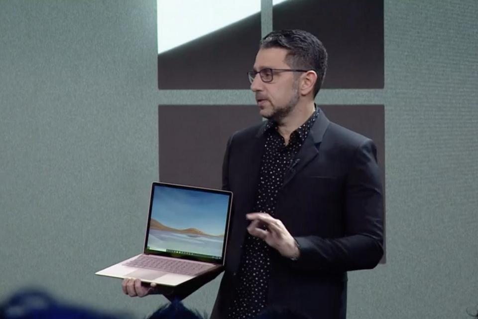 Surface Laptop 3 chega com entrada USB-C e modelo de 15 polegadas