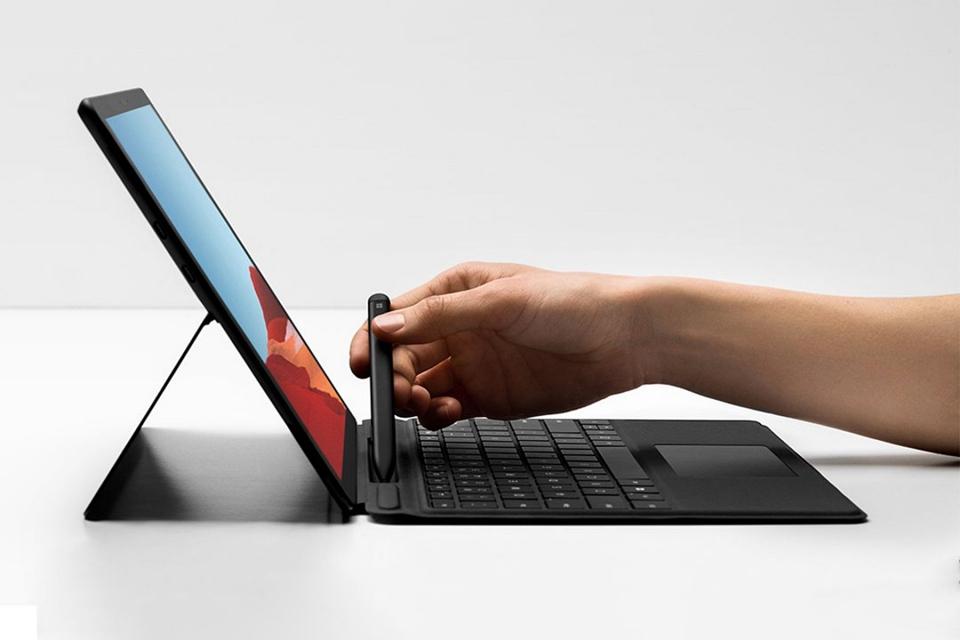 Conheça o Surface Pro X: híbrido da Microsoft com processador ARM