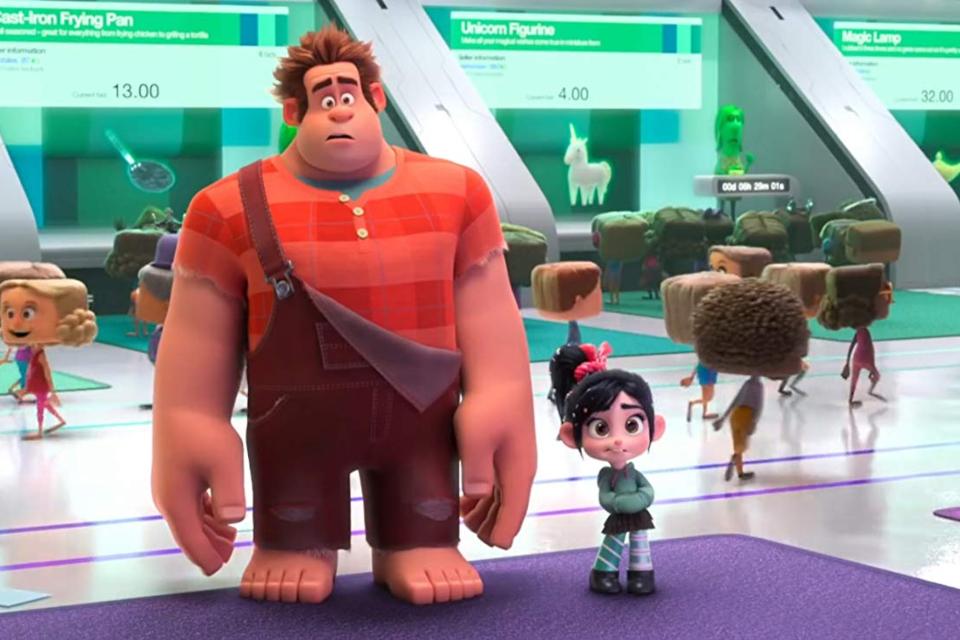 Detona Ralph 3 pode ser a próxima animação da Disney