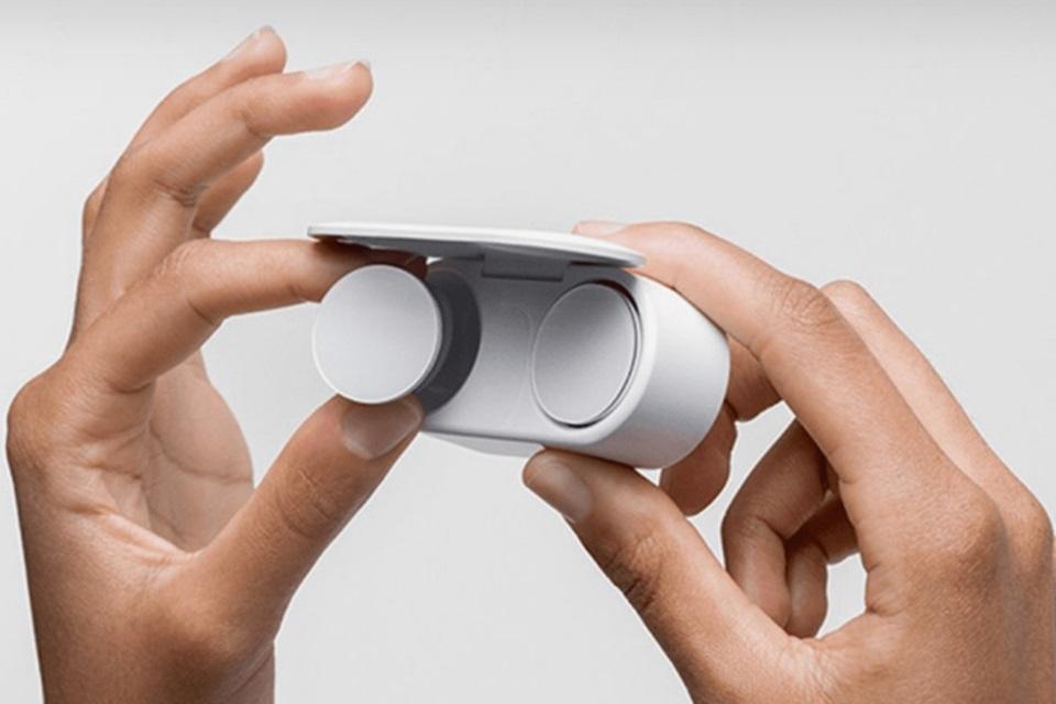 Surface Earbuds: os 'AirPods da Microsoft' com muita funcionalidade