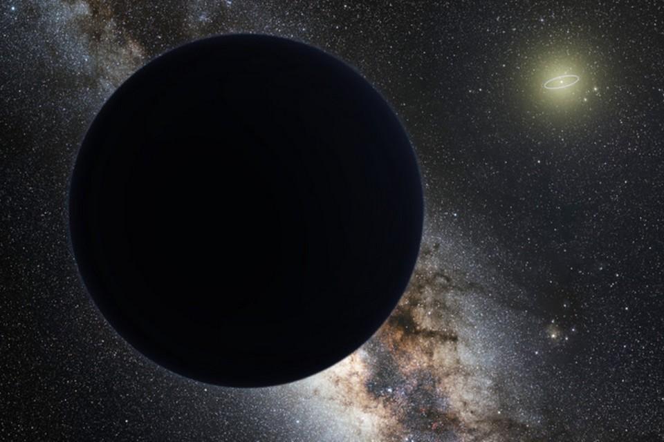Planeta Nove pode ser, na verdade, um buraco negro primordial