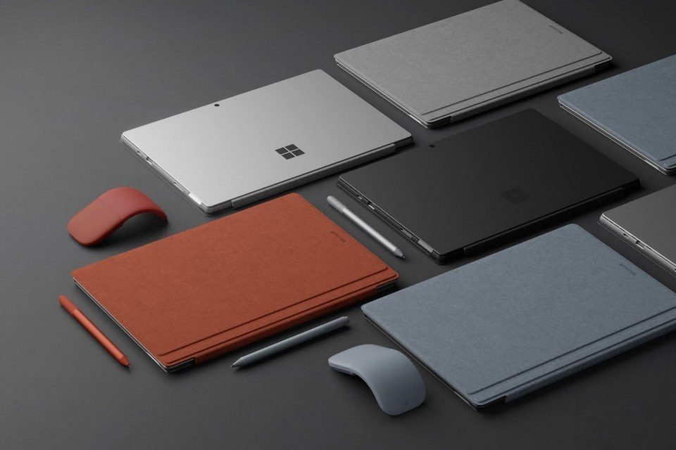 Surface Pro 7 ganha USB-C mas perde em tempo de bateria