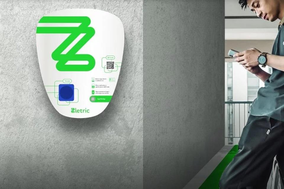 Startup lança 1ª rede de recarga para carros elétricos no Brasil