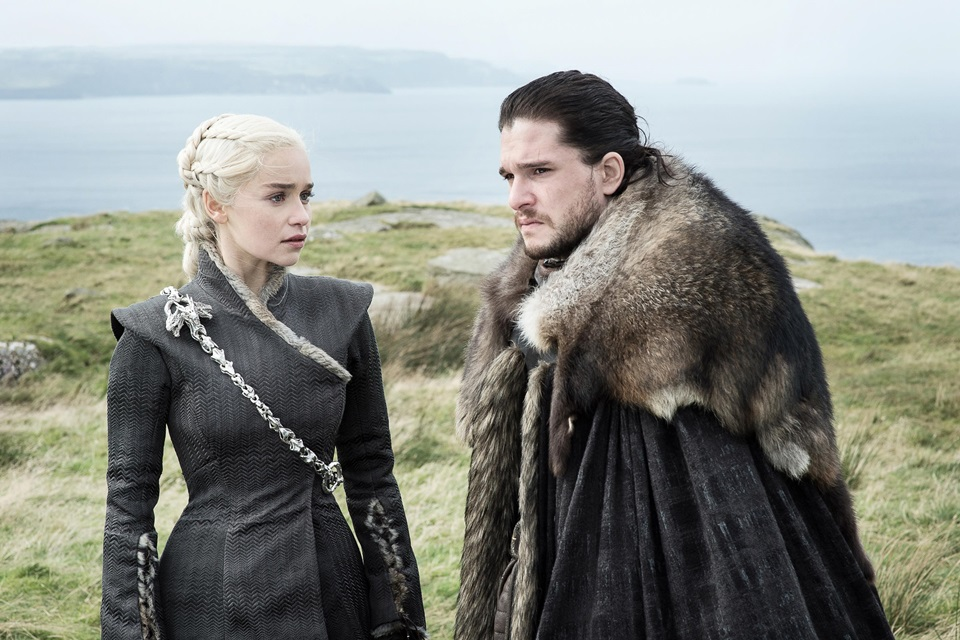 Game of Thrones precisaria de 13 temporadas, diz Martin sobre adaptação