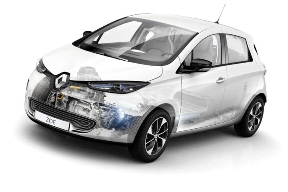 Elétricos: novo Renault Zoe tem 390 km de autonomia e visual refinado