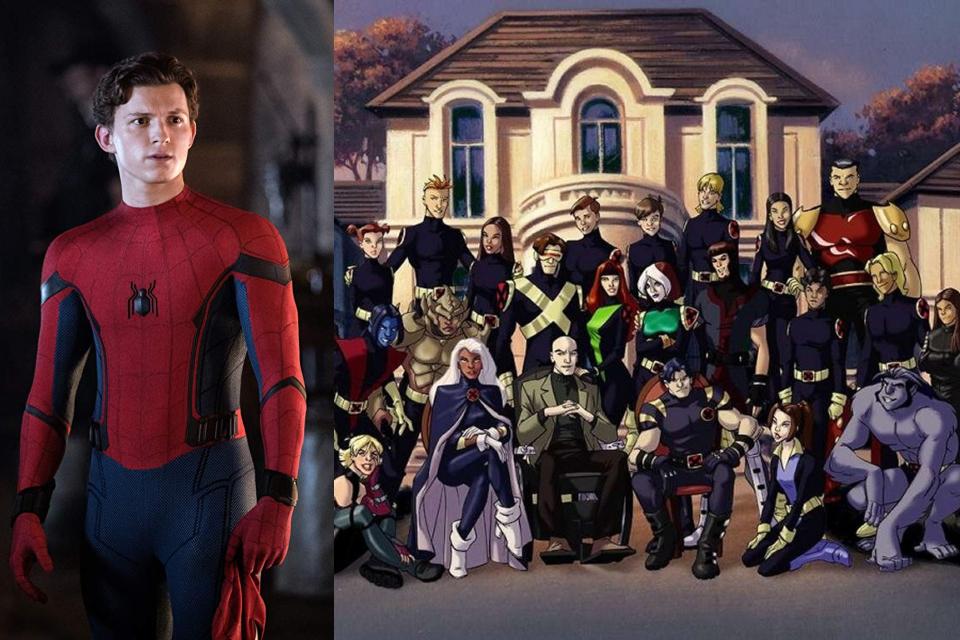 Homem-Aranha: herói pode aparecer em reboot dos X-Men