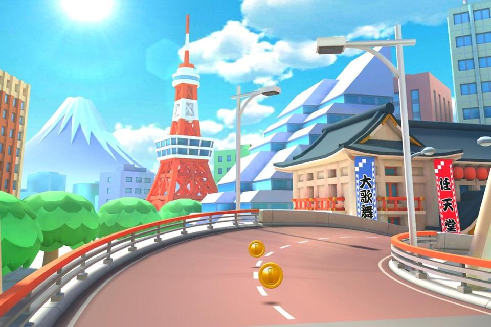 Mario Kart Tour recebe pista de Tóquio nesta quarta (9)