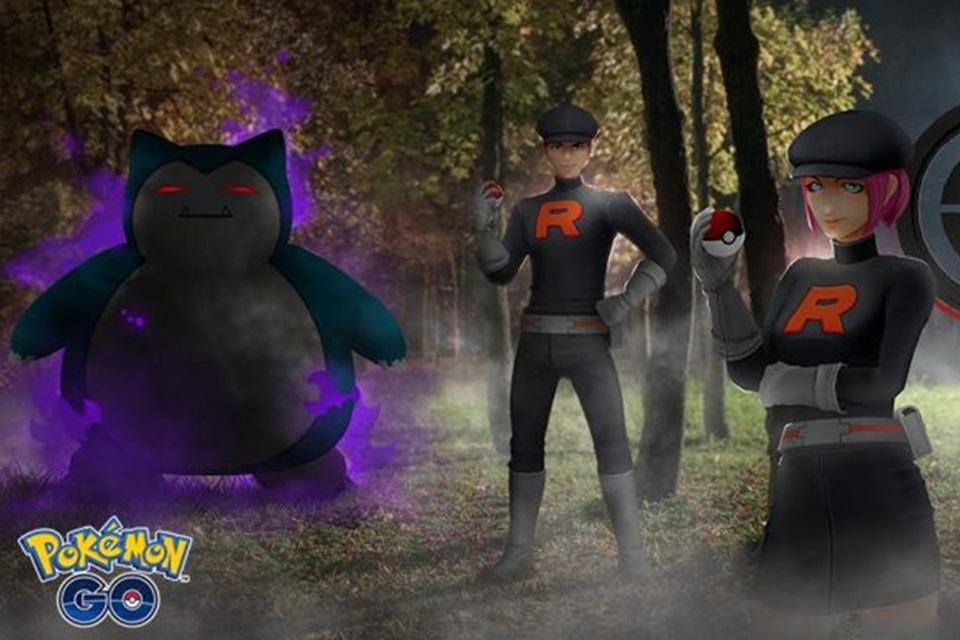 Pokémon GO terá missão especial com equipe Rocket, revela rumor